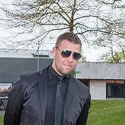 NLD/Hilversum/20150510 - Inloop Coiffure Awards 2015, Bjorn van den Berg