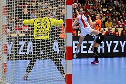 18-12-2015 DEN: World Championships Handball 2015 Poland  - Netherlands, Herning<br /> Halve finale - Nederland staat in de finale door Polen met 30-25 te verslaan /