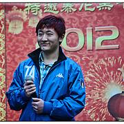 Festa dell'associazione immigrati cinesi in Piemonte in occasione del capodanno 2012  anno del Dragone
