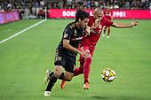 MLS-Toronto FC at Los Angeles FC-Sep 21, 2019