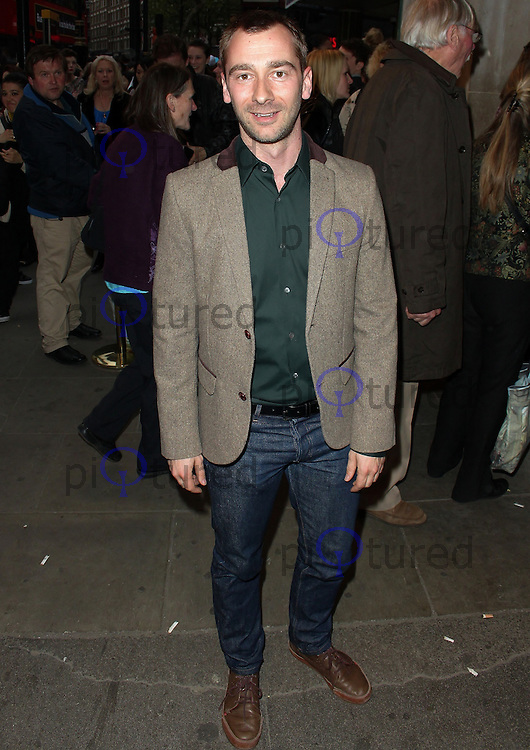 LONDON - MAY 18: Charlie Condou at the Press Night for Abigail's Party at Wyndham's Theatre