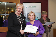 Fáilte Ireland Departmental Management Programme graduation