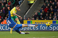 Norwich City v Wigan Athletic 151212