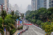 Landscape and illustration during the Tour of Guangxi 2018, Stage 3, Nanning - Nanning (125,4 km) on October 18, 2018 in Nanning, China - photo Luca Bettini / BettiniPhoto / ProSportsImages / DPPI