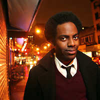 Baron Vaughn  - April 16, 2010 - Luca Lounge