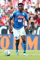 Amadou Diawara Napoli<br /> Monaco 02-08-2017  Stadio Allianz Arena<br /> Football Audi Cup 2017 <br /> Bayern Monaco - Napoli<br /> Foto Cesare Purini / Insidefoto