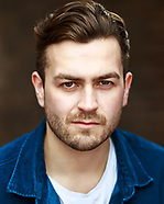 Actor Headshots Thomas Galashan