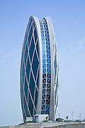 Aldar HQ in Abu Dhabi