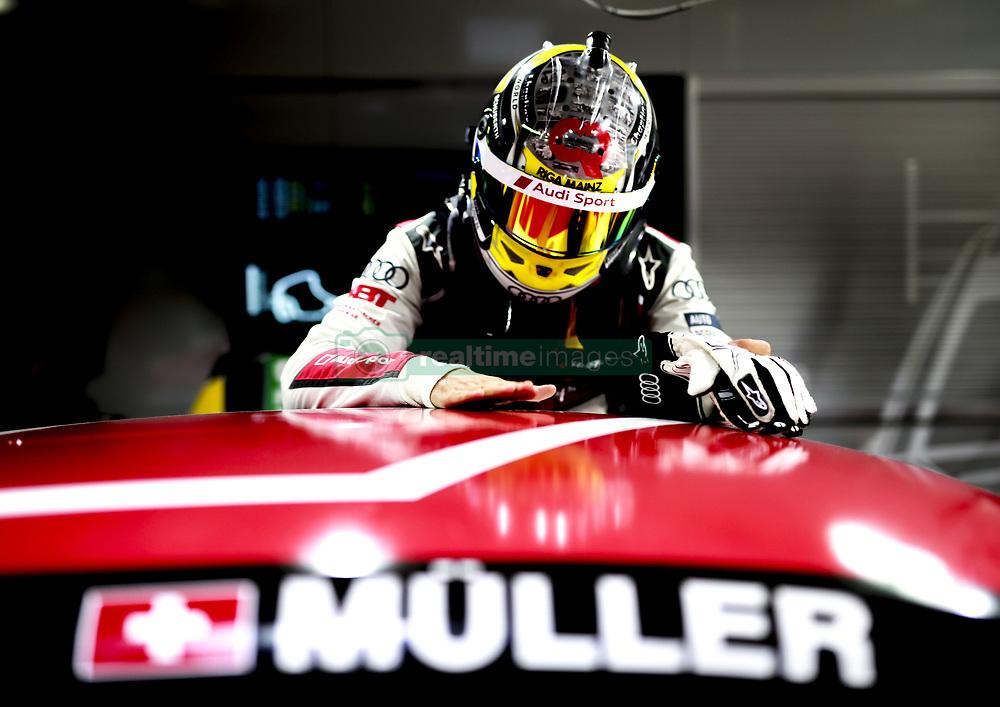 October 13, 2017 - Hockenheim, Germany - Motorsports: DTM Hockenheim-II 2017,.Nico Müller. (Credit Image: © Hoch Zwei via ZUMA Wire)