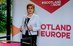 Nicola Sturgeon, Made in Scotland, Brussels, 11 June 2019