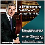 Intesa Sanpaolo - campagna agenzie