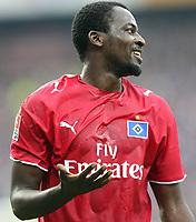 Fotball<br /> Bundesliga <br /> 17.02.2007<br /> Foto: Witters/Digitalsport<br /> NORWAY ONLY<br /> <br /> Thimothee Atouba HSV<br /> Bundesliga Werder Bremen - Hamburger SV 0:2