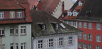 Houses in Konstanz, Germany