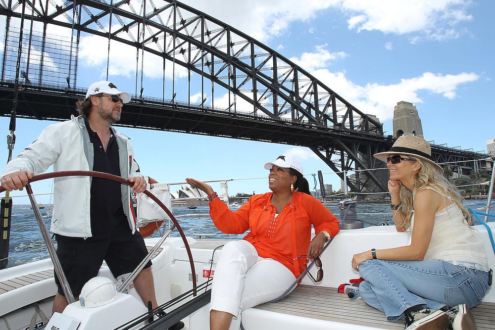 12 13 2010 -Sydney Harbor Regatta