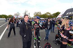 #3 Billy McConnell Australia Quattro Plant FS-3 Racing Kawasaki MCE British Superbikes