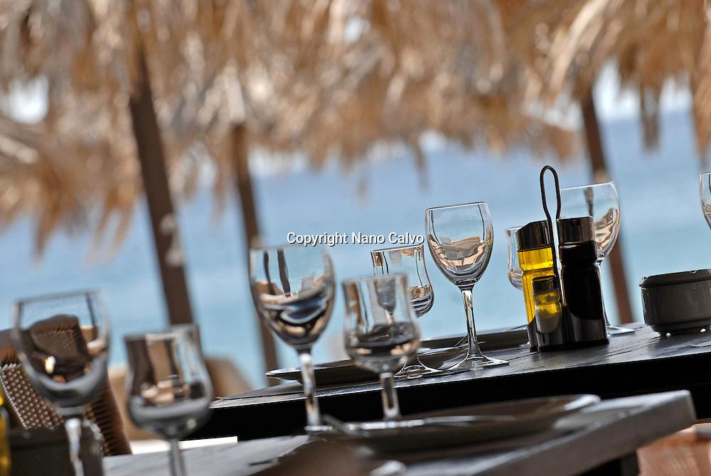 Jemanja, Cala Jondal, Ibiza, Spain