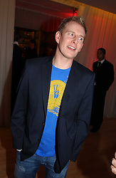 Comedian  PATRICK KIELTY at the annual Laurent Perrier Pink Party held at The Sanderson Hotel, Berners Street, London on 27th April 2005.<br /><br />NON EXCLUSIVE - WORLD RIGHTS