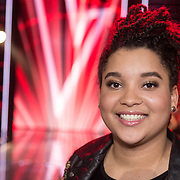 NLD/Amsterdam/20131129 - The Voice of Holland 2013, 3de show, Julia van der Toorn