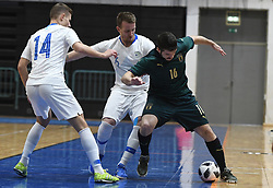 Murilo Ferreira Julia of Italy during futsal friendly match between National teams of Slovenia and Italy, on December 3, 2019 in Maribor, Slovenia. Photo by Milos Vujinovic / Sportida