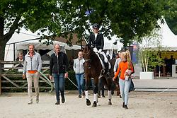 Van Uytert-Van Vliet Renate, NED, Johnny Depp<br /> WK Ermelo 2019<br /> © Hippo Foto - Sharon Vandeput<br /> 3/08/19