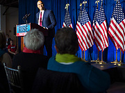 05 DECEMBER 2019 - DES MOINES, IOWA: US Senator CORY BOOKER (D-NJ) speaks during a campaign event in Des Moines Friday. He talked about the need to reunify the country. Senator Booker is running to be the Democratic nominee for the US Presidency in 2020. Iowa hosts the first selection event of the presidential election season. The Iowa caucuses are February 3, 2020.PHOTO BY JACK KURTZ