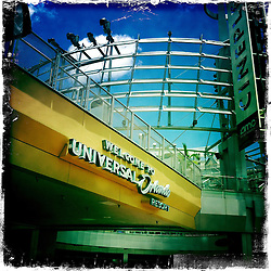 Universal Orlando Resort. Orlando holiday 2012. Photo taken with the Hipstamatic photo application on Apple iPhone 4.