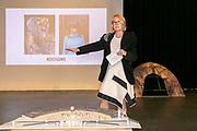 2019, June 04. JvE Studio, Almere, The Netherlands. Arien de Vries at the press presentation of Mammoet.
