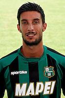 Italian League Serie A -2014-2015 / <br /> Lorenzo Ariaudo ( Us Sassuolo Calcio )