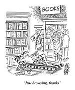 'Just browsing, thanks'