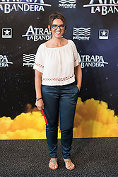 "26.08.2015, Kinepolis Cinema, Madrid, ESP, Atrapa la Bandera, Premiere, im Bild Actress Llum Barrera attends to the photocall // during the premiere of spanish cartoon 'Capture The Flag"" at the Kinepolis Cinema in Madrid, Spain on 2015/08/26. EXPA Pictures © 2015, PhotoCredit: EXPA/ Alterphotos/ BorjaB.hojas<br /> <br /> *****ATTENTION - OUT of ESP, SUI*****"