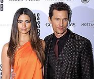 "Matthew McConaughey  & Camila Alves - ""Dallas Buyers Club"" 1ere"