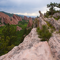 Colorado's beautiful Roxborough State Park.