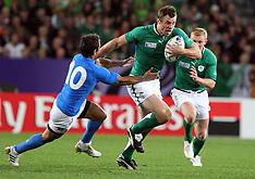Dunedin, Rugby, RWC, Ireland v Italy