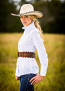 Western fashion for the King Ranch Saddle Shop