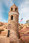 Mount Rubidoux World Peace Tower Riverside California