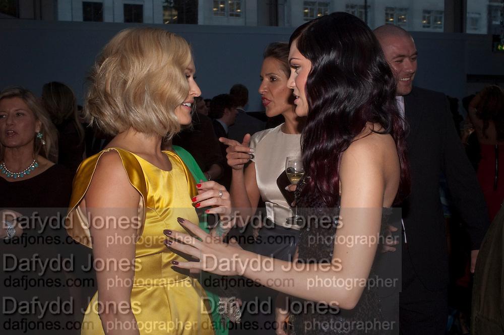 Fearne Cotton; JESSIE J, Glamour Women of the Year Awards 2011. Berkeley Sq. London. 9 June 2011.<br /> <br />  , -DO NOT ARCHIVE-© Copyright Photograph by Dafydd Jones. 248 Clapham Rd. London SW9 0PZ. Tel 0207 820 0771. www.dafjones.com.