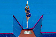 Anzhelika Sidorova, Authorised Neutral Athlete, (Russia), Pole Vault, during the Muller Anniversary Games 2019 at the London Stadium, London, England on 20 July 2019.