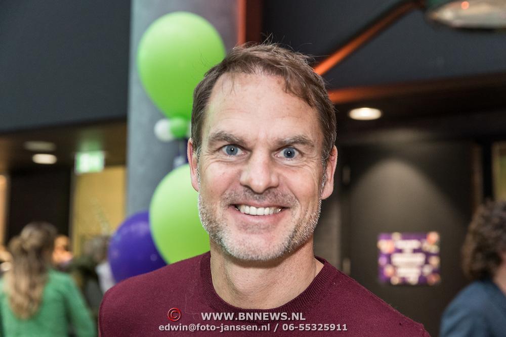 NLD/Hilversum/20181221 - Afscheidsuitzending Edwin Evers, Frank de Boer