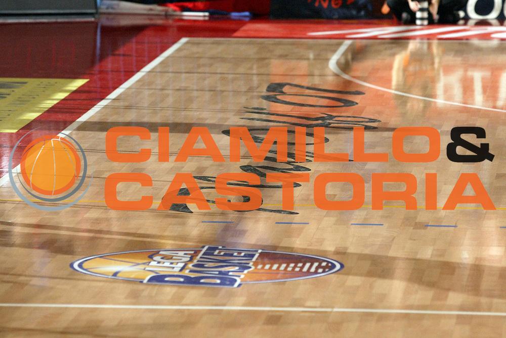 DESCRIZIONE : Biella Lega A1 2006-07 Playoff Quarti di Finale Gara 4 Angelico Biella VidiVici Virtus Bologna<br /> GIOCATORE : Logo Playoff<br /> SQUADRA : <br /> EVENTO : Campionato Lega A1 2006-2007 Playoff Quarti di Finale Gara 4<br /> GARA : Angelico Biella VidiVici Virtus Bologna<br /> DATA : 24/05/2007 <br /> CATEGORIA : Ritratto<br /> SPORT : Pallacanestro <br /> AUTORE : Agenzia Ciamillo-Castoria/G.Cottini