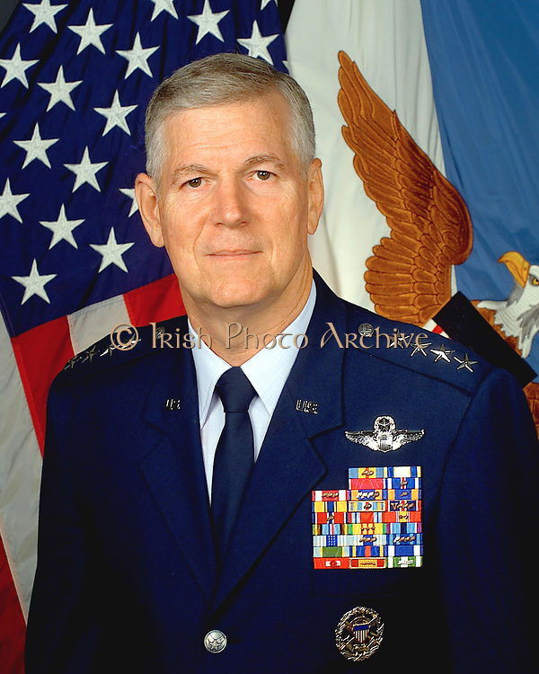 Richard Bowman Myers (born March 1, 1942) general in the United States Air Force and served as the 15th Chairman of the Joint Chiefs of Staff. As Chairman, Myers was the United States military's highest ranking uniformed officer. General Myers became the Chairman of the Joint Chiefs on October 1, 2001 -2005 In this capacity, he served as the principal military advisor to the President, the Secretary of Defense, and the National Security Council during the earliest stages of the War on Terror, including planning and execution of the 2003 invasion of Iraq.