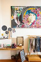 Maiden Astoria, a small artisan boutique store in Astoria, Oregon.