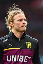 March 16, 2019 - Birmingham, England, United Kingdom - Birkir Bjarnason (20) of Aston Villa during the Sky Bet Championship match between Aston Villa and Middlesbrough at Villa Park, Birmingham on Saturday 16th March 2019. (Credit Image: © Mi News/NurPhoto via ZUMA Press)