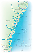 USA_Water Routes