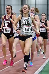 3000, Brown, BU Terrier Indoor track meet