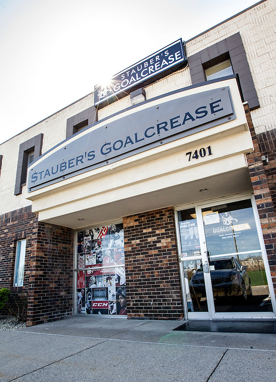 Stauber's Goalcrease