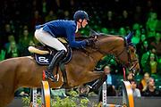 Daniel Deusser - Kiana van het Herdershof<br /> The Dutch Masters - Indoor Brabant 2019<br /> © DigiShots