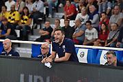 Galbiati Paolo<br /> FIAT Torino - AX Armani Exchange Milano<br /> Zurich Connect Supercoppa 2018 - Finale -<br /> Legabasket Serie A 2018-2019<br /> Brescia 29/09/2018<br /> Foto M.Matta/Ciamillo & Castoria
