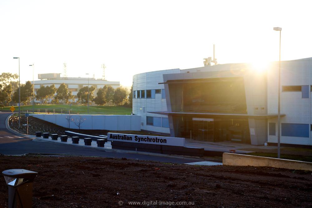 Main building of the Australian Synchrotron