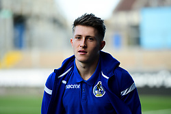 Cameron Hargreaves of Bristol Rovers arrives at Memorial Stadium prior to kick off - Mandatory by-line: Ryan Hiscott/JMP - 01/12/2019 - FOOTBALL - Memorial Stadium - Bristol, England - Bristol Rovers v Plymouth Argyle - Emirates FA Cup second round