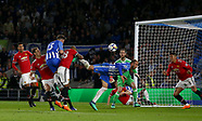 Brighton & Hove Albion v Manchester Utd 04/05/2018